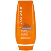 Lancaster Sun Beauty selymes napozó tej SPF 15