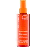 Lancaster Sun Beauty Trockenöl zum Bräunen im Spray SPF 50