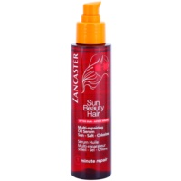Lancaster Sun Beauty Hair Oil Regenerating Serum For Hair Damaged By Chlorine, Sun & Salt Effects