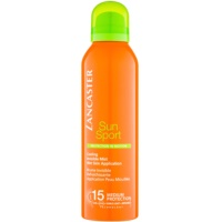 Cooling Invisible Mist SPF 15