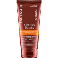 Self-Tanning Shower Lotion For Gradual Tan