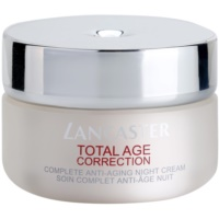 Lancaster Total Age Correction Night Cream Anti Skin Aging
