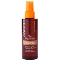 Lancaster Tan Maximizer сухо регенериращо масло за дълготраен тен за лице и тяло