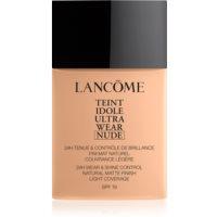 Lancôme Teint Idole Ultra Wear Nude лек матиращ фон дьо тен