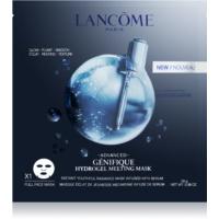 Lancôme Génifique Advanced verjüngende und aufhellende Maske mit feuchtigkeitsspendender Wirkung