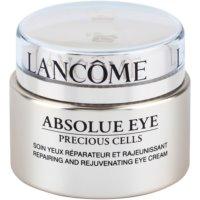 regenerierende und heilende Augenpflege