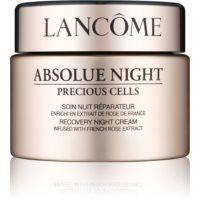 regenerierende Anti-Falten Creme für die Nacht für trockene Haut