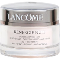 Lancome Rénergie Restoring Firming Anti - Wrinkle Night Treatment For All Types Of Skin