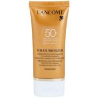 krema za sončenje proti staranju kože SPF 50