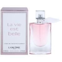 Lancôme La Vie Est Belle Florale Eau de Toilette für Damen