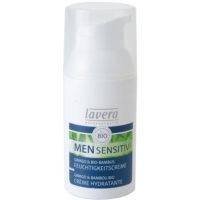 Lavera Men Sensitiv Voedende Hydraterende Dagcrème