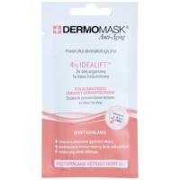 Masca pentru a restabili densitatii pielii 40+