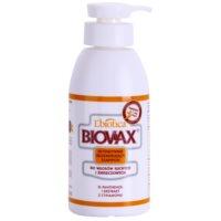 regeneracijski šampon za suhe in poškodovane lase