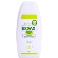 поживний шампунь для жирного волосся та шкіри голови