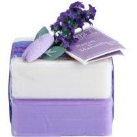 luxusní francouzské přírodní mýdlo