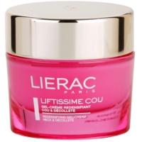 Gel-Creme zur Erneuerung der Hautdichte für Hals und Dekolleté
