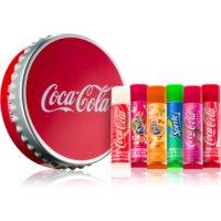 Lip Smacker Coca Cola Mix kozmetika szett IV. (az ajkakra)