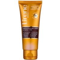 Lirene Body Arabica crème auto-bronzante visage et corps