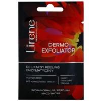 exfoliante enzimático suave para pieles sensibles con tendencia a las rojeces