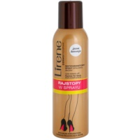 Lirene Tights in Spray láb make-up spray -ben