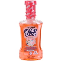 Listerine Smart Rinse Mild Berry enjuague bucal para niños