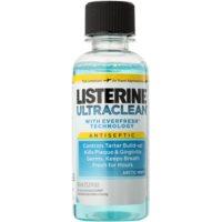 Listerine Ultra Clean Artic Mint szájvíz a friss leheletért