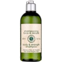 шампоан  за укрепване на косата