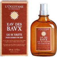 L'Occitane Eav des Baux Eau de Toilette für Herren