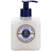 jabón extra suave, cuerpo y manos