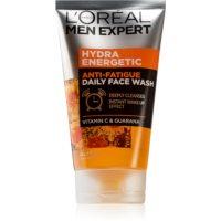 L'Oréal Paris Men Expert Hydra Energetic почистващ гел  за всички типове кожа на лицето