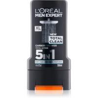 L'Oréal Paris Men Expert Total Clean душ гел  5 в 1
