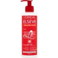 L'Oréal Paris Elseve Color-Vive Low Shampoo Pflegende Seifencreme für trockenes und gefärbtes Haar