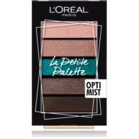 L'Oréal Paris La Petite Palette szemhéjfesték paletták