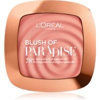 L'Oréal Paris Wake Up & Glow Melon Dollar Baby ρουζ για όλους τους τύπους επιδερμίδας