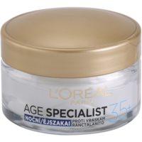 Moisturizer Care Night Cream Anti Wrinkle