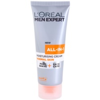 Post Shave + Face Care Moisturizing Cream For Normal Skin