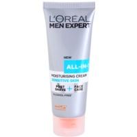 Post Shave + Face Care Moisturizing Cream For Sensitive Skin Alcohol Free