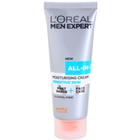 L'Oréal Paris Men Expert All-in-1 vlažilna krema za občutljivo kožo