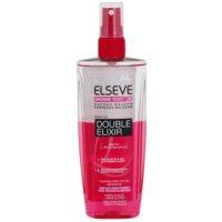 erősítő spray meleg által károsult haj