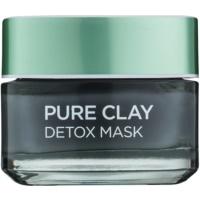 detoxikációs maszk