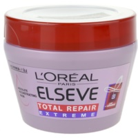 mascarilla reparación para cabello seco y dañado