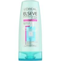 Reinigungsbalsam für schnell fettiges Haar