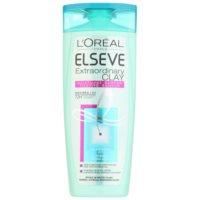 champô de limpeza para cabelo rapidamente oleoso