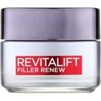L'Oréal Paris Revitalift Filler Renew Crème tegen Rimpels  met Hyaluronzuur