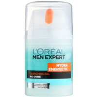 L'Oréal Paris Men Expert Hydra Energetic хидратиращ гел  против признаците на умора