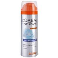 L'Oréal Paris Men Expert Hydra Energetic spuma pentru barbierit pentru piele sensibila