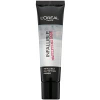 L'Oréal Paris Infallible podlaga za matiranje kože