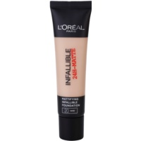L'Oréal Paris Infallible base matificante