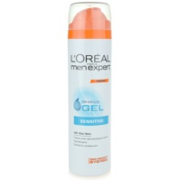 L'Oréal Paris Men Expert Hydra Sensitive gel de barbear para pele sensível