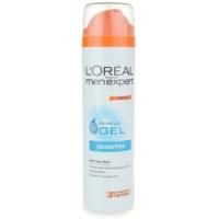 gel de barbear para pele sensível